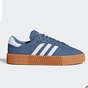 Adidas Samba Rose size 7 (fits 7 1/2-8)
